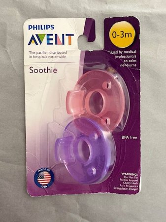 Chupeta Philips Avent Soothie
