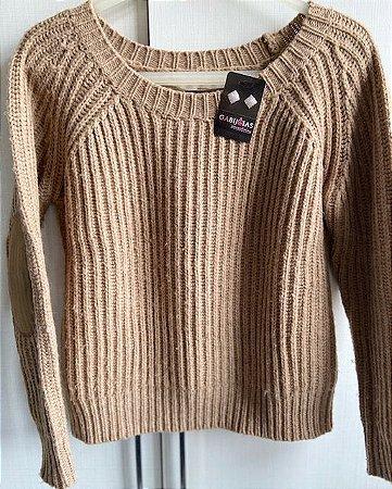 Blusão de Lã Zara