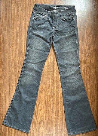 Calça Jeans Preta Seven