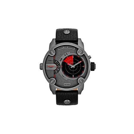Relógio Masculino Diesel Pulseira em Couro