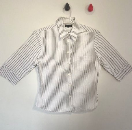 Camisa Listrada Warehouse
