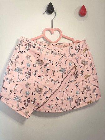 Short - Saia Infantil Zara