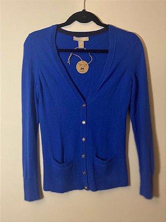 Suéter Azul Banana Republic