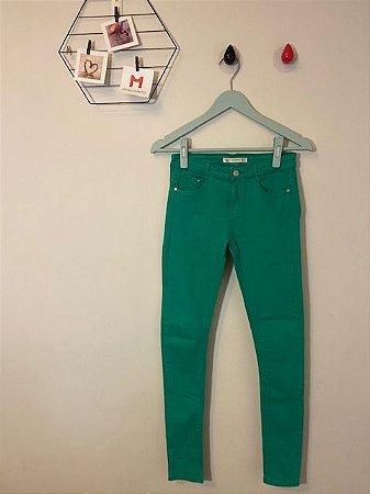 Calça Zara Verde