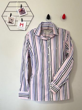Camisa Listrada Dudalina