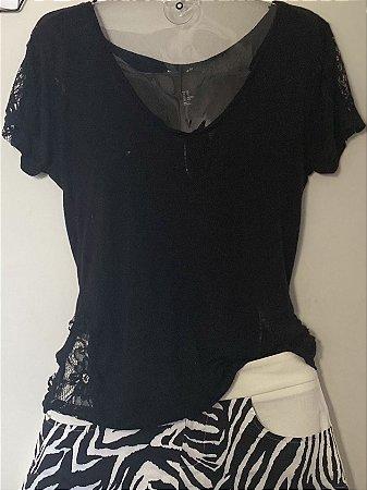 Blusa Renda H&M