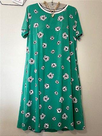 Vestido Soltinho Floral