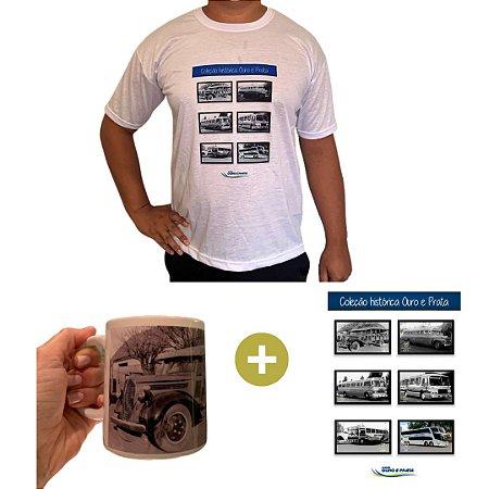 Série Histórica 1939 ( 1 Camiseta + 1 Poster + 1 Caneca Carro 1939)