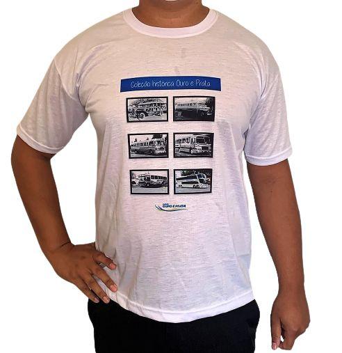 Camiseta Série Histórica