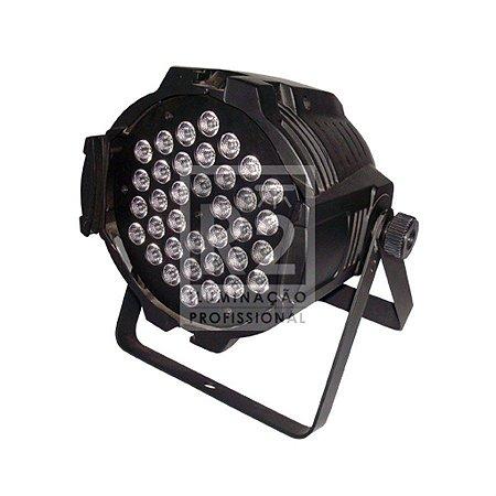 REFLETOR PAR 54X3W LED RGBW INFINITY SKYPIX