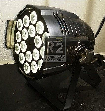 REFLETOR OPTPAR 18 X10W LED RGBW INFINITY