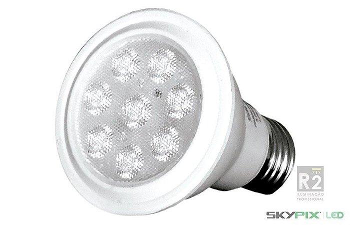 LÂMPADA PAR 20 8W LED 3.000K SKYPIX