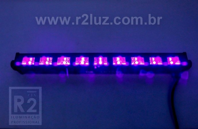 Ribalta De LED 9X3W UV Bivolt Skypix