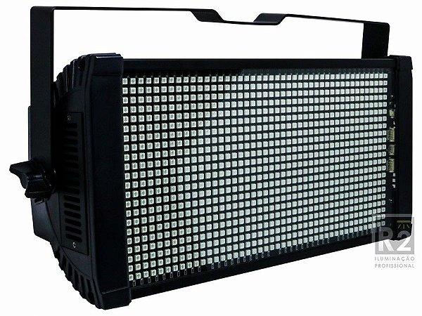 STROBO 1000W WHITE LED DMX BIVOLT KLUB