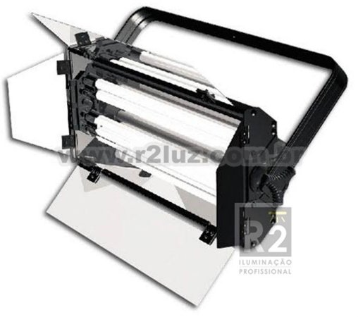 STUDIO LIGHT REFLETOR DE LUZ FRIA 2X55W