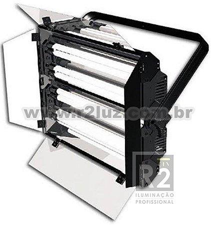 STUDIO LIGHT REFLETOR DE LUZ FRIA 4X55W