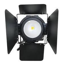 Refletor Cob LED 200W Cw/ww com Bandoor