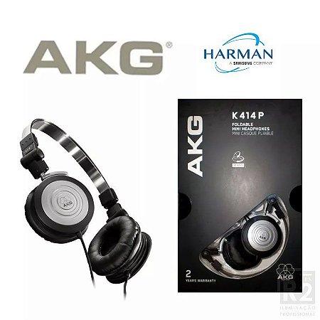 MINI HEADPHONE K414P AKG