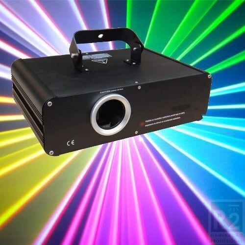Laser RGB 1w DMX Bivolt