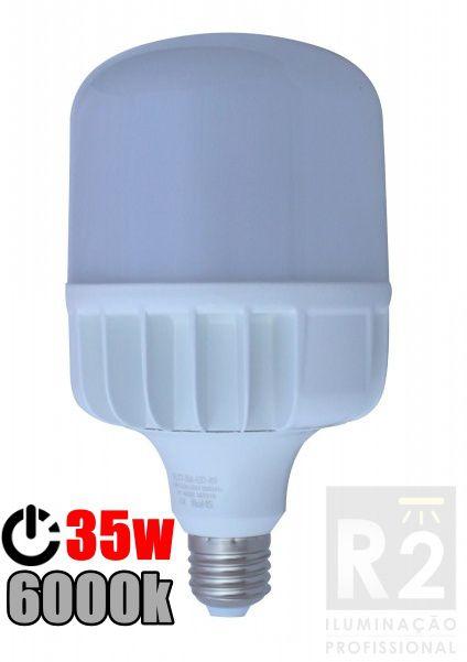 Lampada Bulbo 35w Led 6000k Ctb