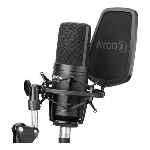 Microfone Condensador C/fio M800 Boya