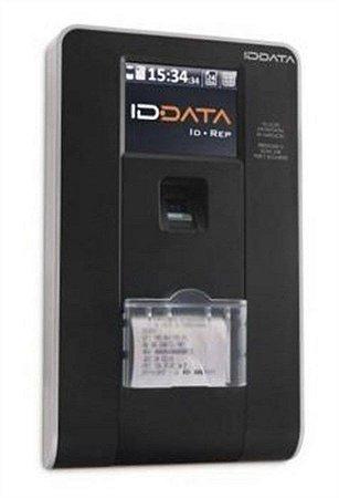 REP Biométrico 480 Usuários + Proximidade - IDDATA