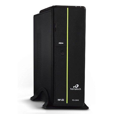 Computador RS-2000 I3 4GB C/ UBUNTU - Bematech