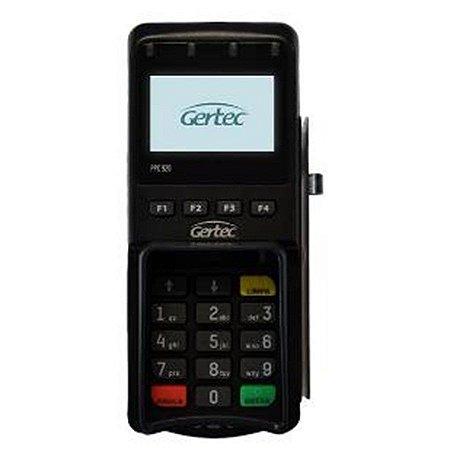 Pin Pad PPC 920 Serial/USB - Gertec