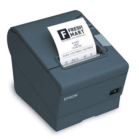 impressora de cupom TM-T88 USB e serial