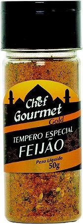 TEMPERO ESPECIAL FEIJAO 50G CHEF GOURMET
