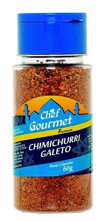 TEMPERO CHIMICHURRI GALETO 60G CHEF GOURMET