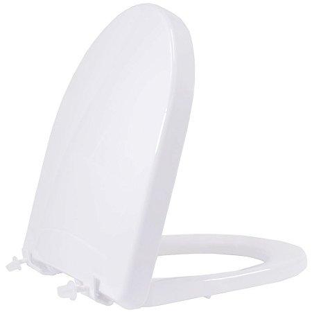 Assento Sanitario Plastico Calypso PP Convencional Branco Incepa - CALYEVPP01C