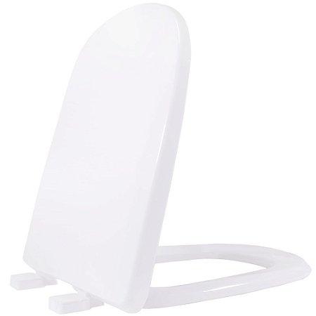 Assento Sanitario Plastico Etna PP Convencional Branco ASTE00C