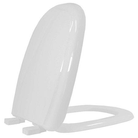 Assento Sanitario Plastico Sabatini PP Convencional Cinza Claro - Icasa -AST803