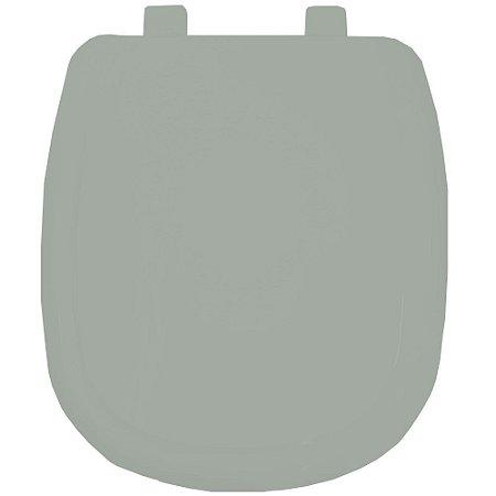 Assento Sanitario Plástico Sabatini PP Soft Close Verde Claro - Icasa - AST909