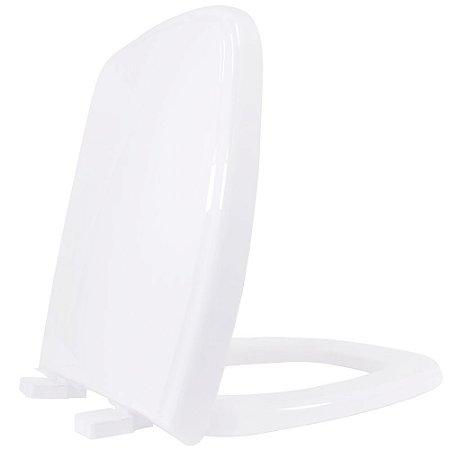 Assento Sanitário Plástico Versato PP Convencional Branco - FITEVO01C