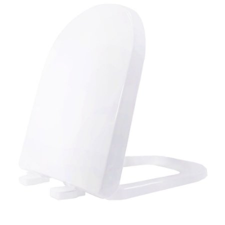 Assento Sanitario Plastico Vogue TF Convencional Branco - VTFE17C