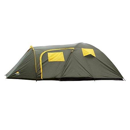 Barraca De Camping 6 Pessoas Com Varanda Zeus Guepardo