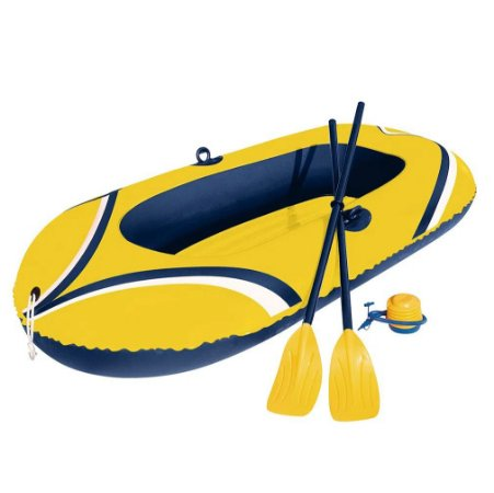 BOTE INFLAVEL AMARELO 1,84X0,91M