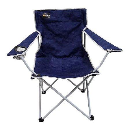 Cadeira Dobravel Alvorada Azul NAUTIKA