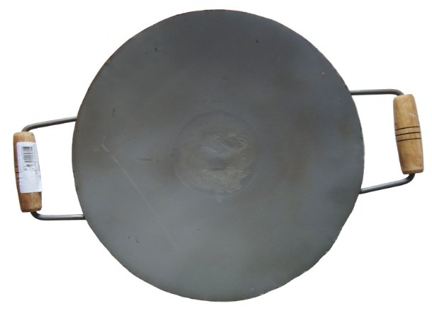 Disco Arado Tipo Frigideira s/Borda Pequeno 40cm