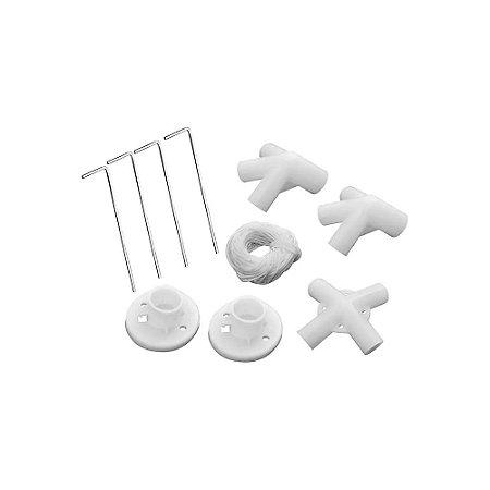 Kit Reparo Gazebo 2,4 X 3,0m Mor