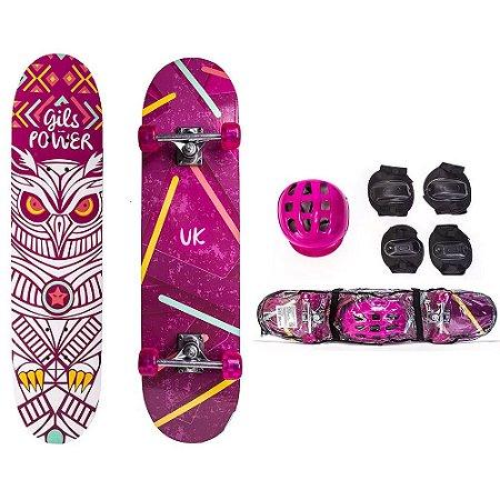 Kit Skate Feminino