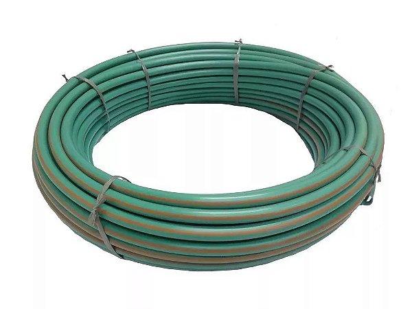 Mangueira Anti UV Verde 1X2,5mm - 50m