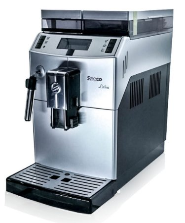 Cafeteira Expresso Italiana Maquina de Cafe Expresso Automatica 220v Philips Lirika Saeco