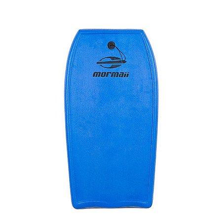 Prancha Bodyboard Infantil Amador Mirim 58x36cm Azul MORMAII
