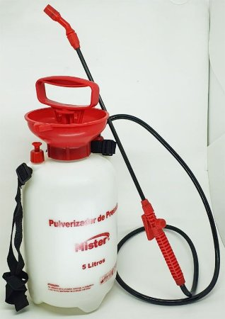 PULVERIZADOR MANUAL 5LT