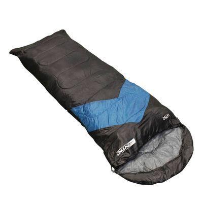 Saco de Dormir Nautika Grande Viper Preto/Azul
