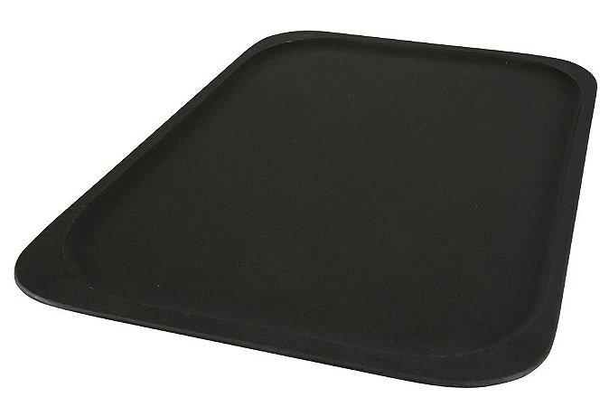 Tabua de Carne Gourmet Petisqueira Quartzo Artesanal Aluminium Nube