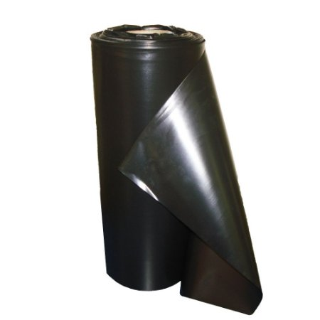 LONA PLASTICA PRETA 4X100M 10KG